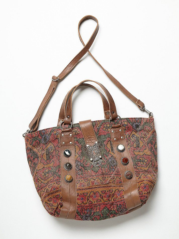 Free People Heartbreaker Tote at Free People Clothing Boutique