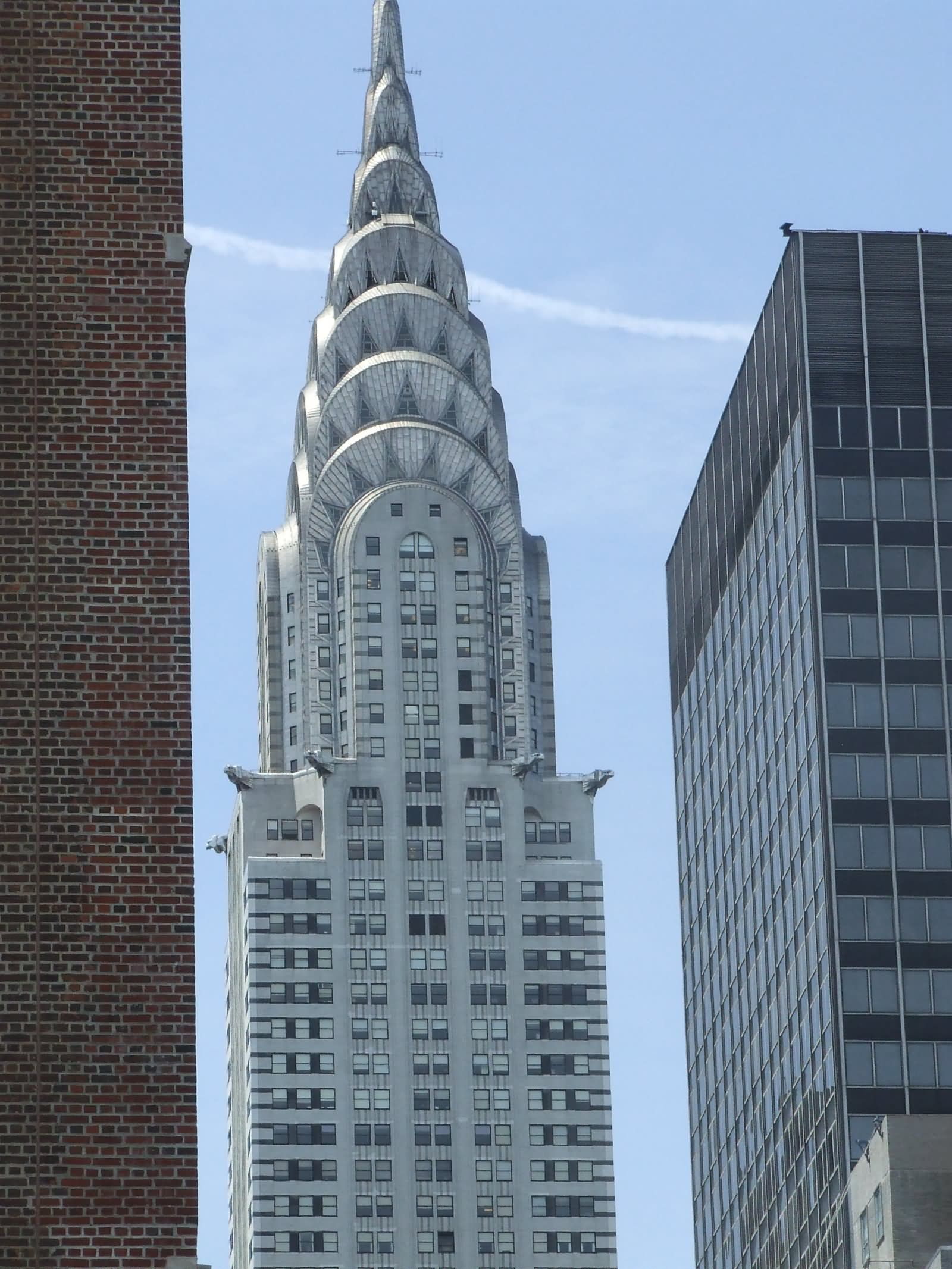 Beautiful View Of Chrysler Building With Images Art Deco