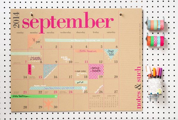 Paper Source Sweepstakes: Cute Calendars and Pretty Planners | Washi ...