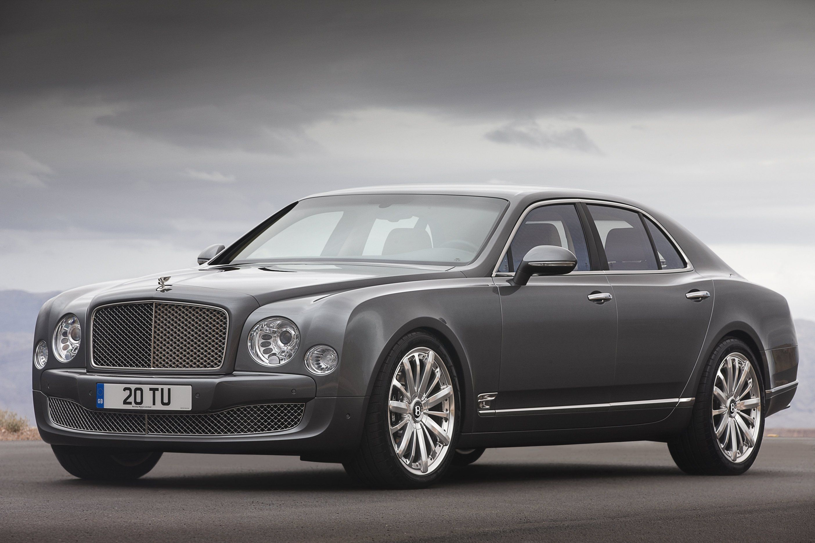 uk news mulsanne bentley price auto with tag
