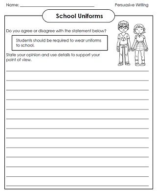 Check Out Our Persuasive Writing Exercises  Reading And Writing