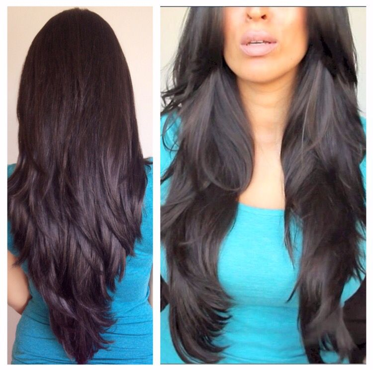 Layers Long Layered Hair Haircuts For Long Hair With Layers Thick Hair Styles