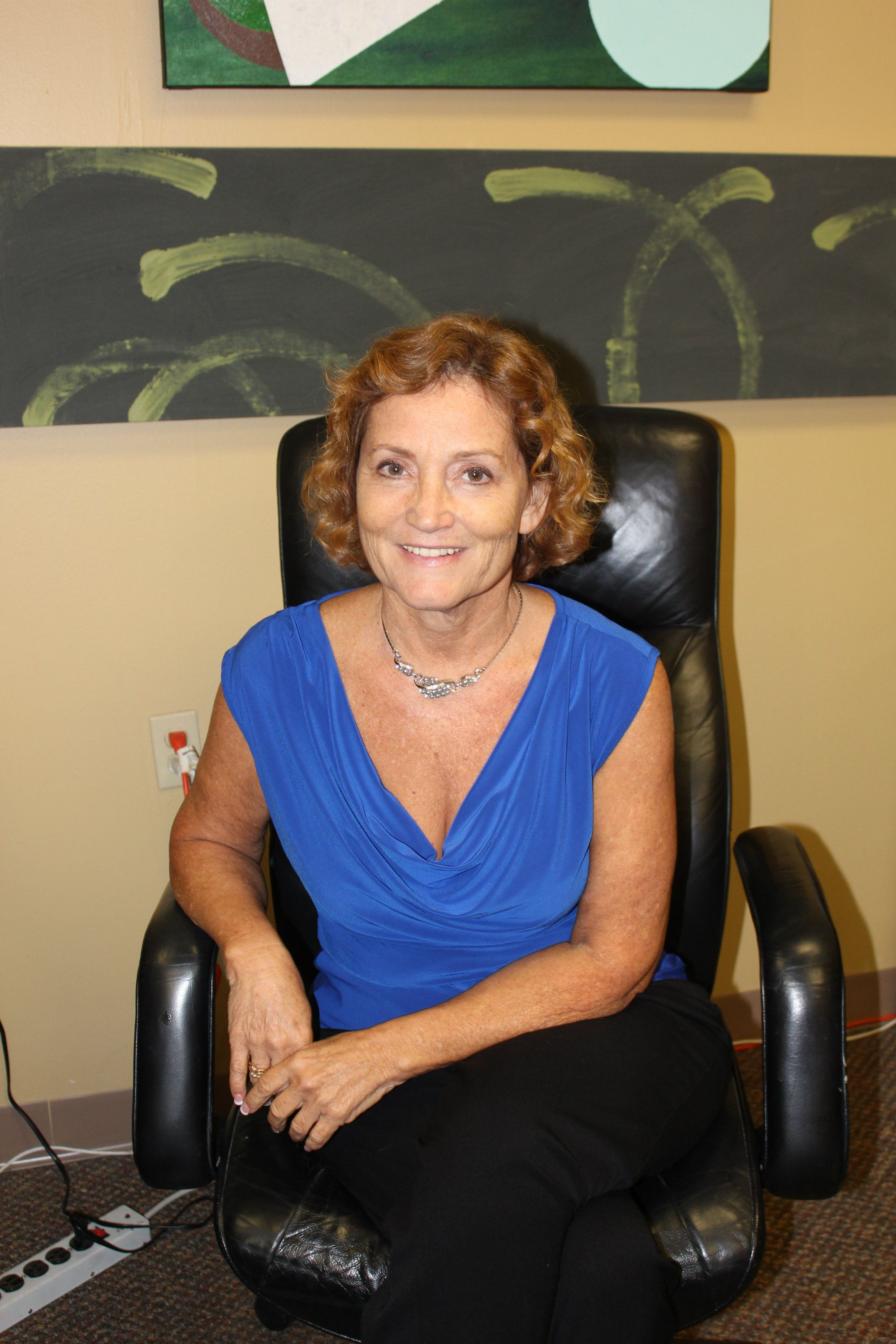 Bonnie barnes has joined the arc jacksonville as the