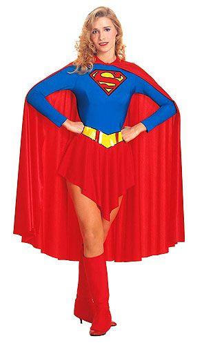 a8254a88578cd Déguisement Superman femme (Wonder woman)   idée costume Super Héros    comics Carnaval pour femme