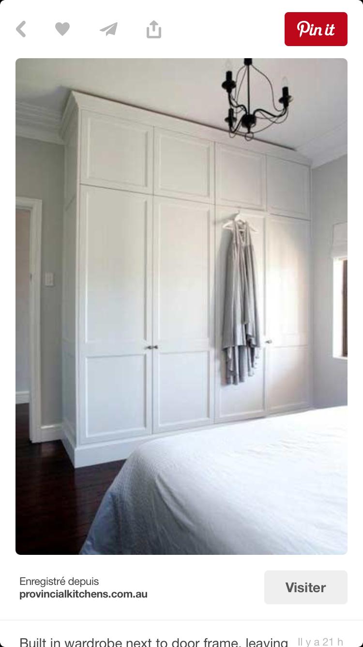 Armoire Murale Pour Chambre Épinglé par cha gosset sur // id rangement | armoire chambre