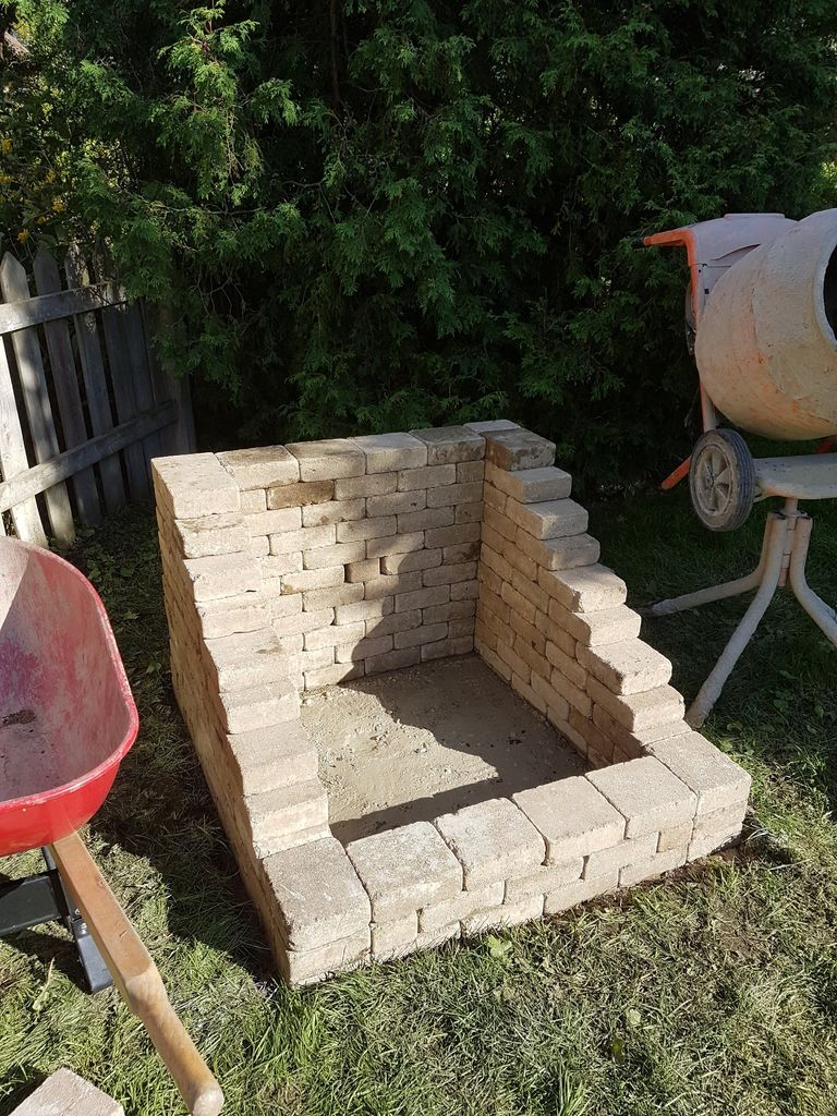 Photo of DIY Fire Place/Pit