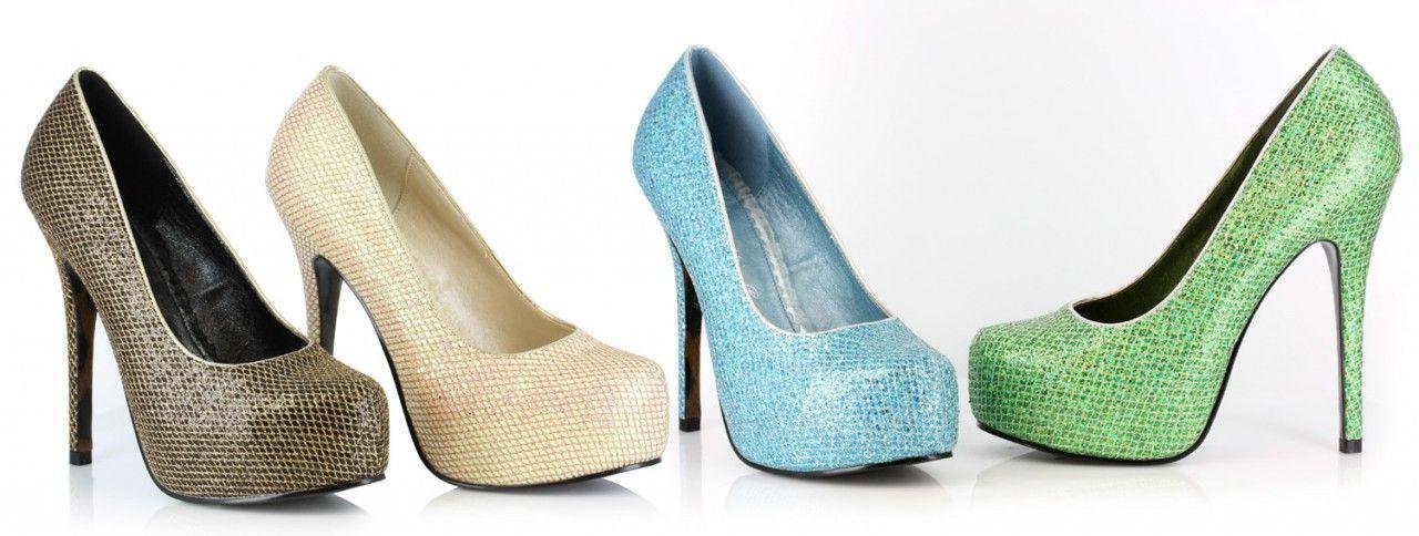 """The Violet Vixen - Sparkle'n Ice 5"""" Heels (multiple colors), $84.00 (http://thevioletvixen.com/shoes/sparklen-ice-5-heels-multiple-colors/)"""