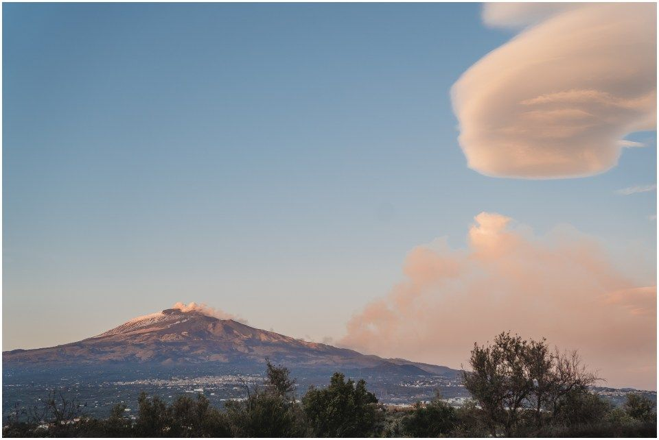 Photo Mt. Etna Christmas Eve 2020 Mount Etna's Christmas Eve Eruption | Sicily | Mandalyn Renée in
