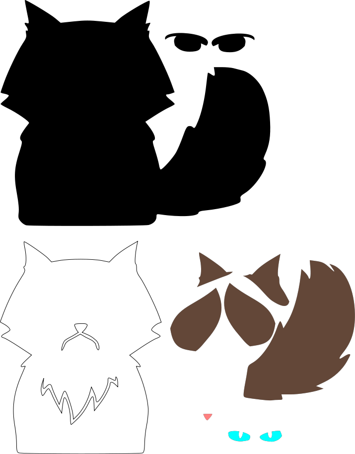 grumpy cat svgsvg file shared from box svg files