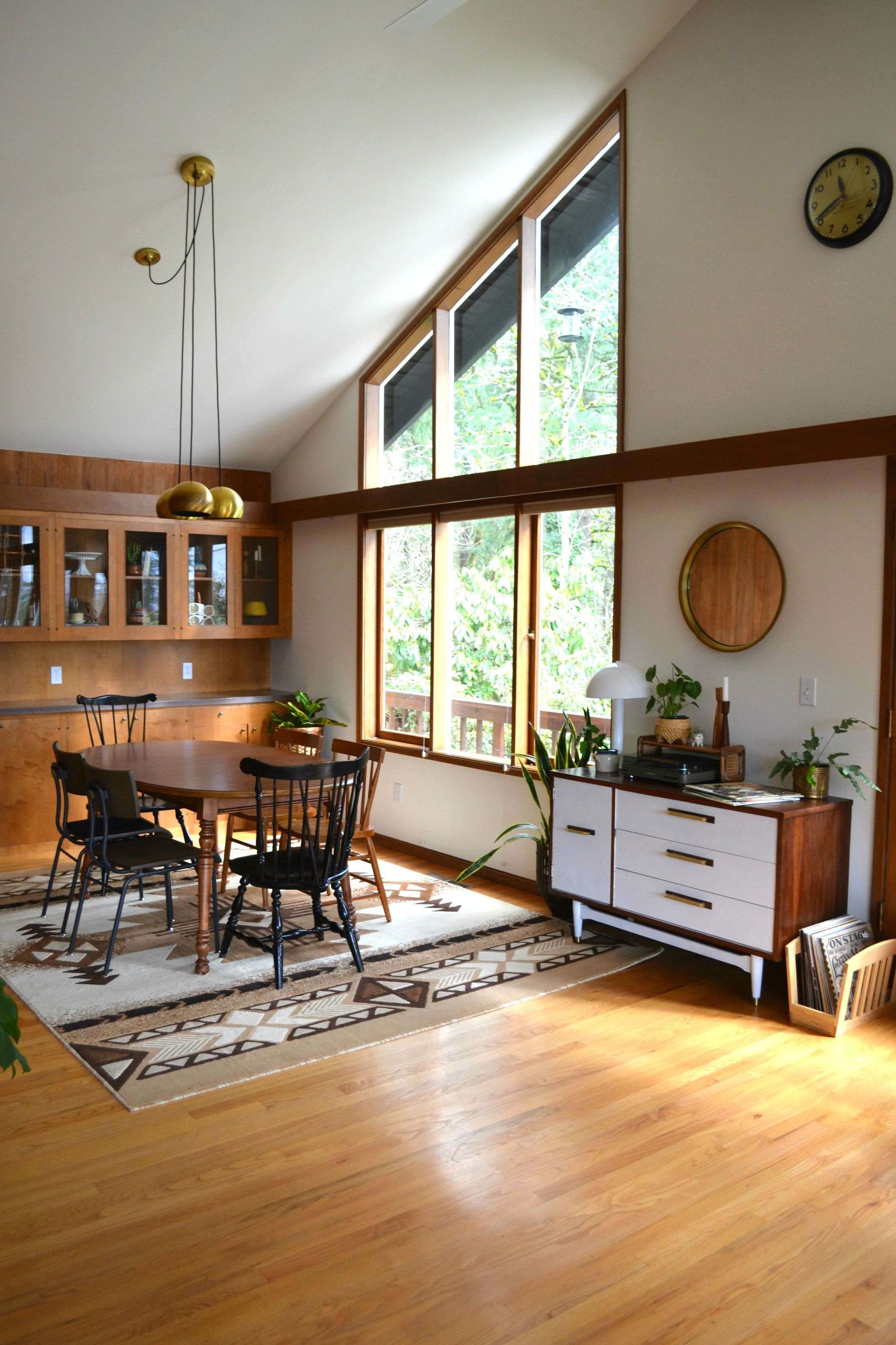 Washington Home Tour With Summer Wick Midcentury Modern Furniture, House