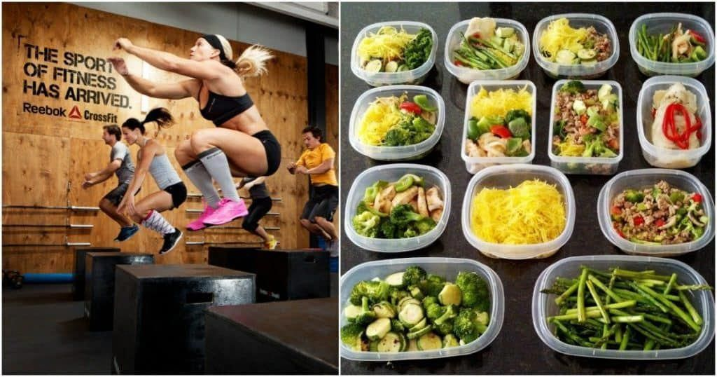 CrossFit Diet Plan: What Should You Eat? - Ritely