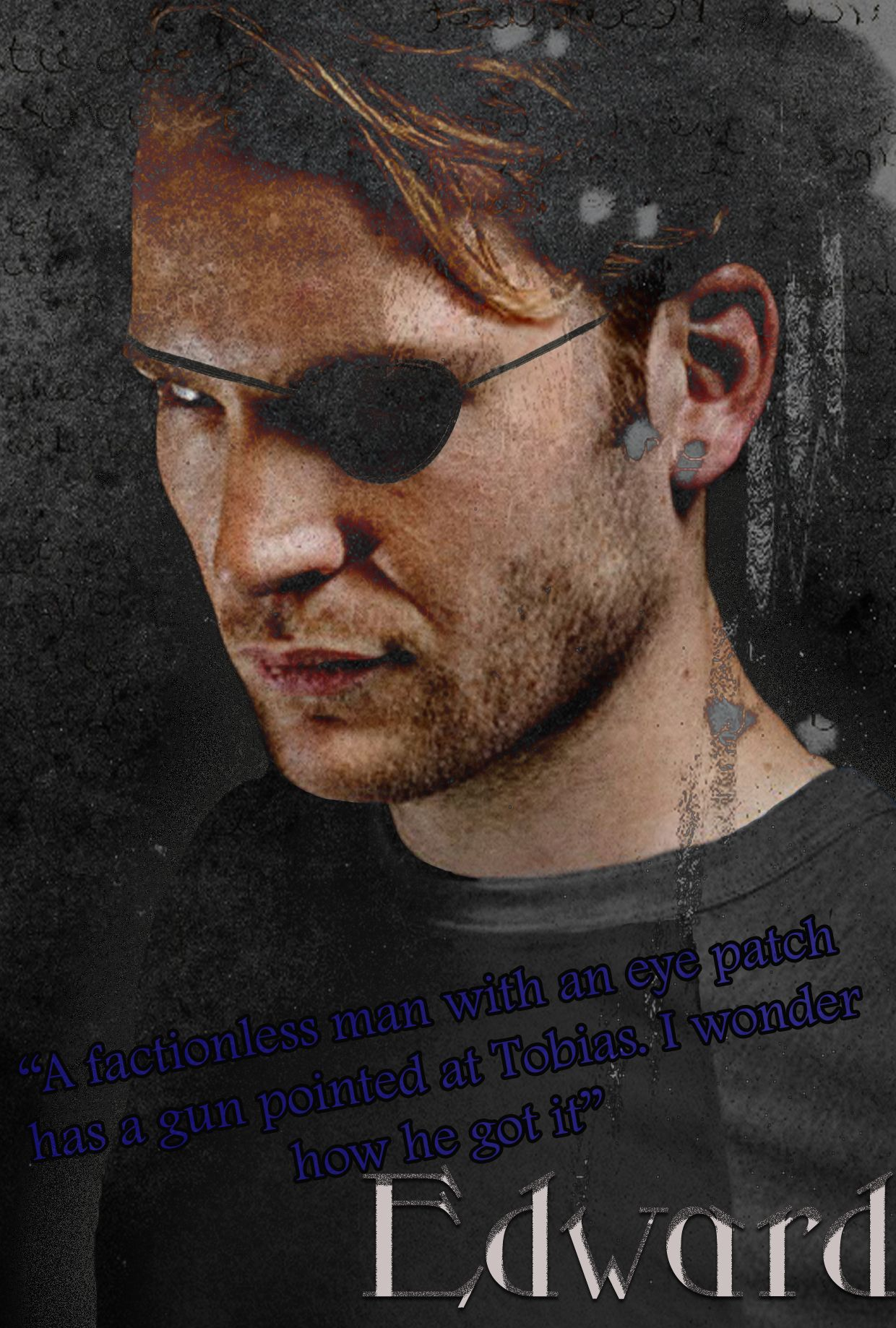 Ben Lamb as Edward in Divergent | Divergent | Pinterest ...