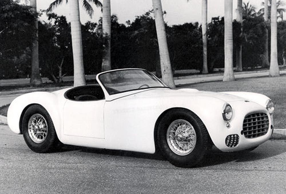 1951 C1 Cunningham Sports Car