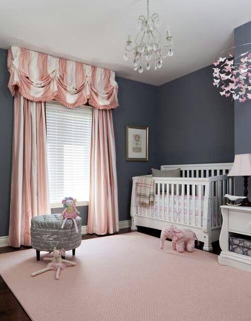 25 Cute Nursery Design Ideas | Baby | Pinterest | Cuarto bebe, Bebe ...