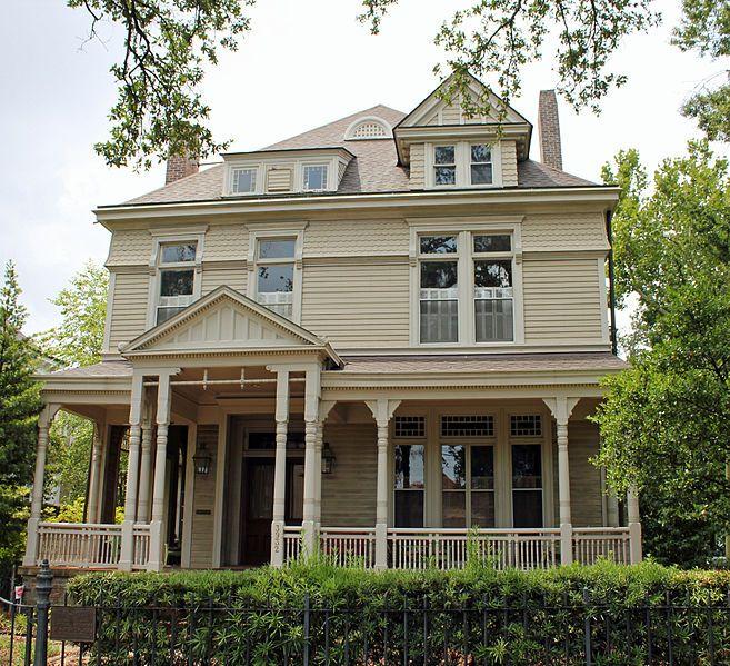 File Grant Black House Jpg New Orleans Homes New Orleans Architecture New Orleans Garden District
