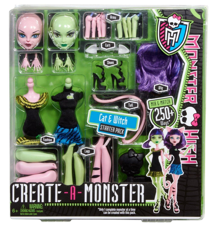 Куклы монстр хай создай монстра картинки