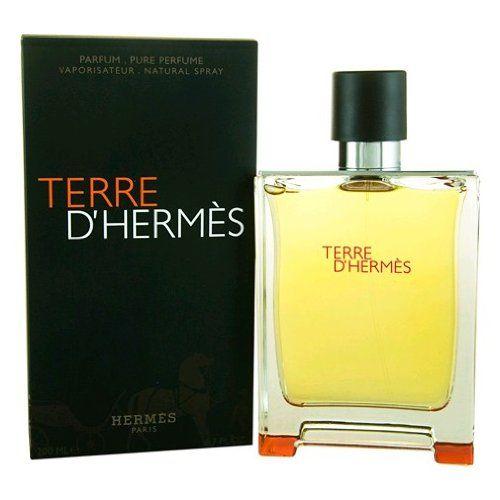43fe20b8612 Hermes Terre D hermes Parfum Spray for Men