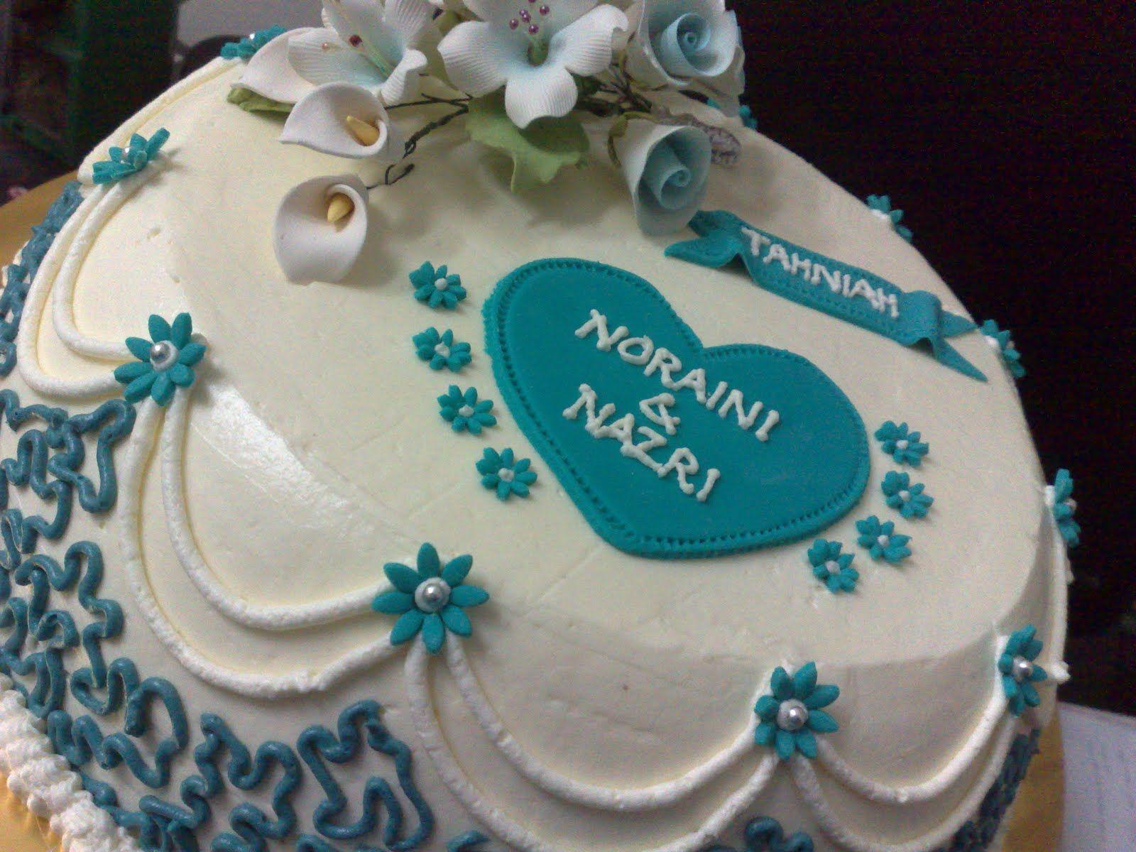 single layer indian wedding cakes | ... Cakes Ipoh 012-5991233 ...
