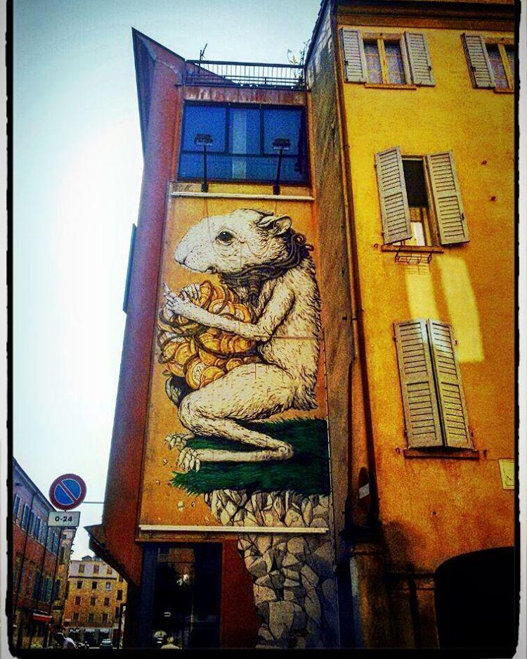 Tesori nascosti a #Modena