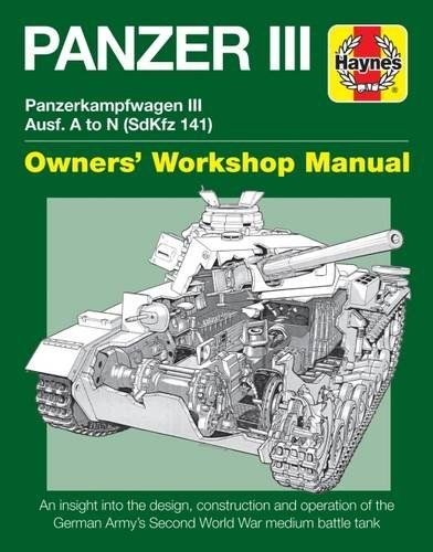 panzer iii owners workshop manual book review by mark barnes rh pinterest com BMW Workshop Manual Craftsman Garage Door Opener Manual