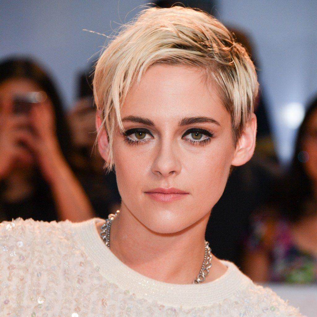 Kristen Stewart Messy Hairstyles Short Hair Styles Kristen Stewart Hair