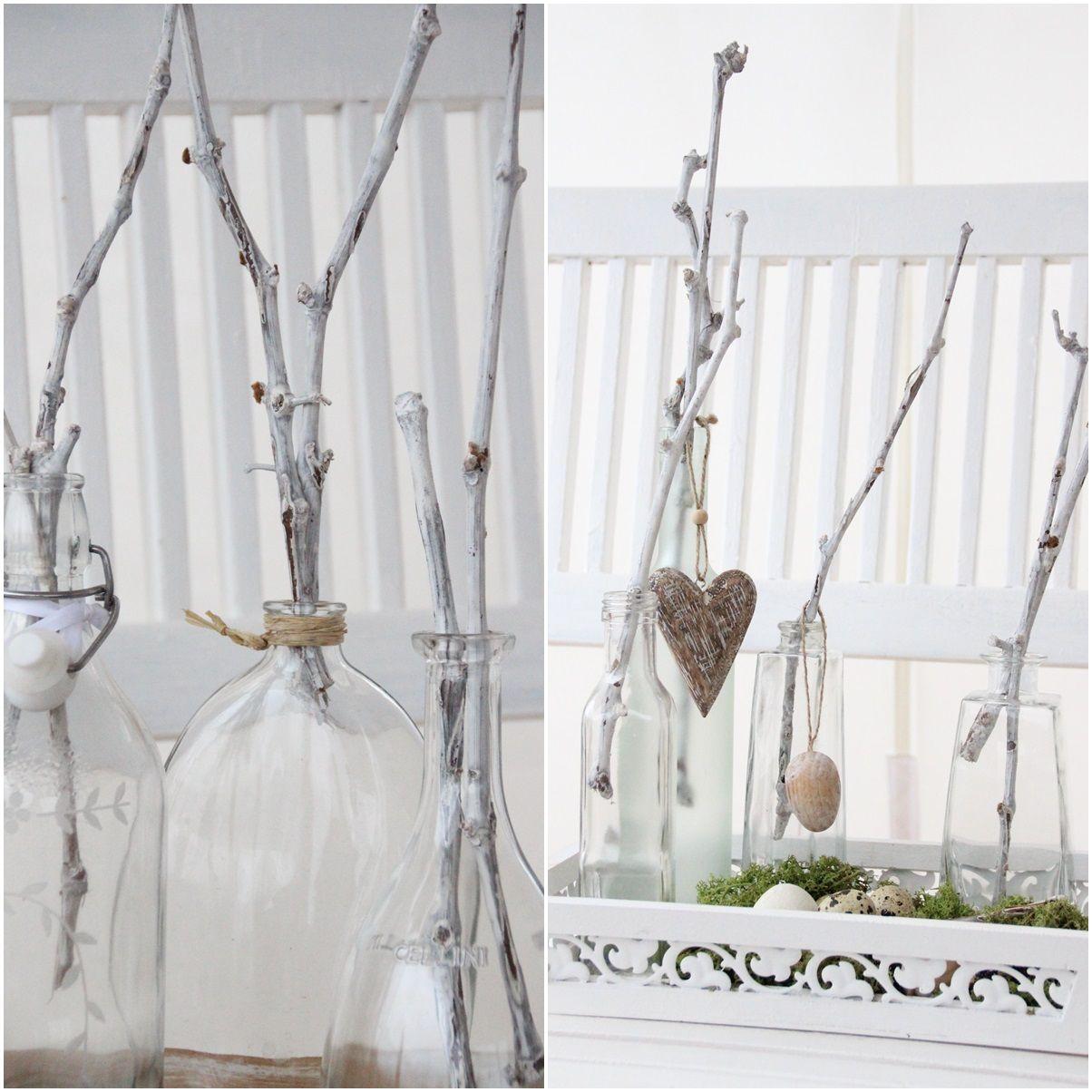 flaschen herz ste bottle deko pinterest ast. Black Bedroom Furniture Sets. Home Design Ideas