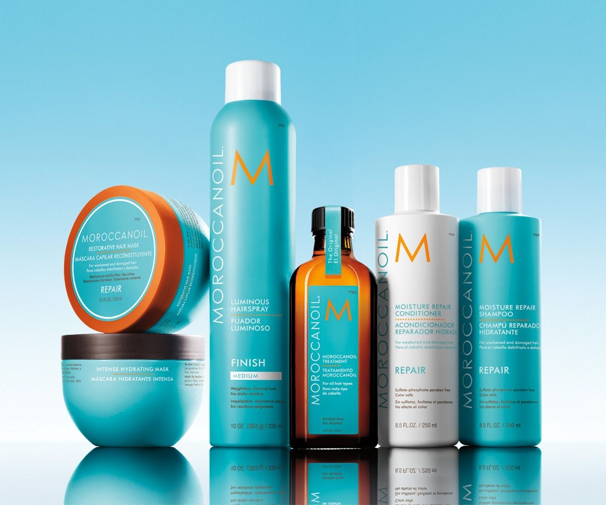 Obsessed! Moroccan oil hair, Moroccan hair products