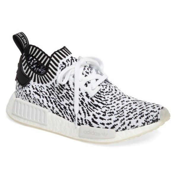 Men's Adidas Nmd R1 Primeknit Sneaker ($170) ❤ liked on