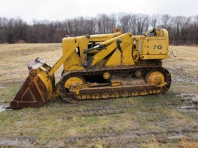 Pin by Rock & Dirt on Dismantled Machinery | Allis chalmers