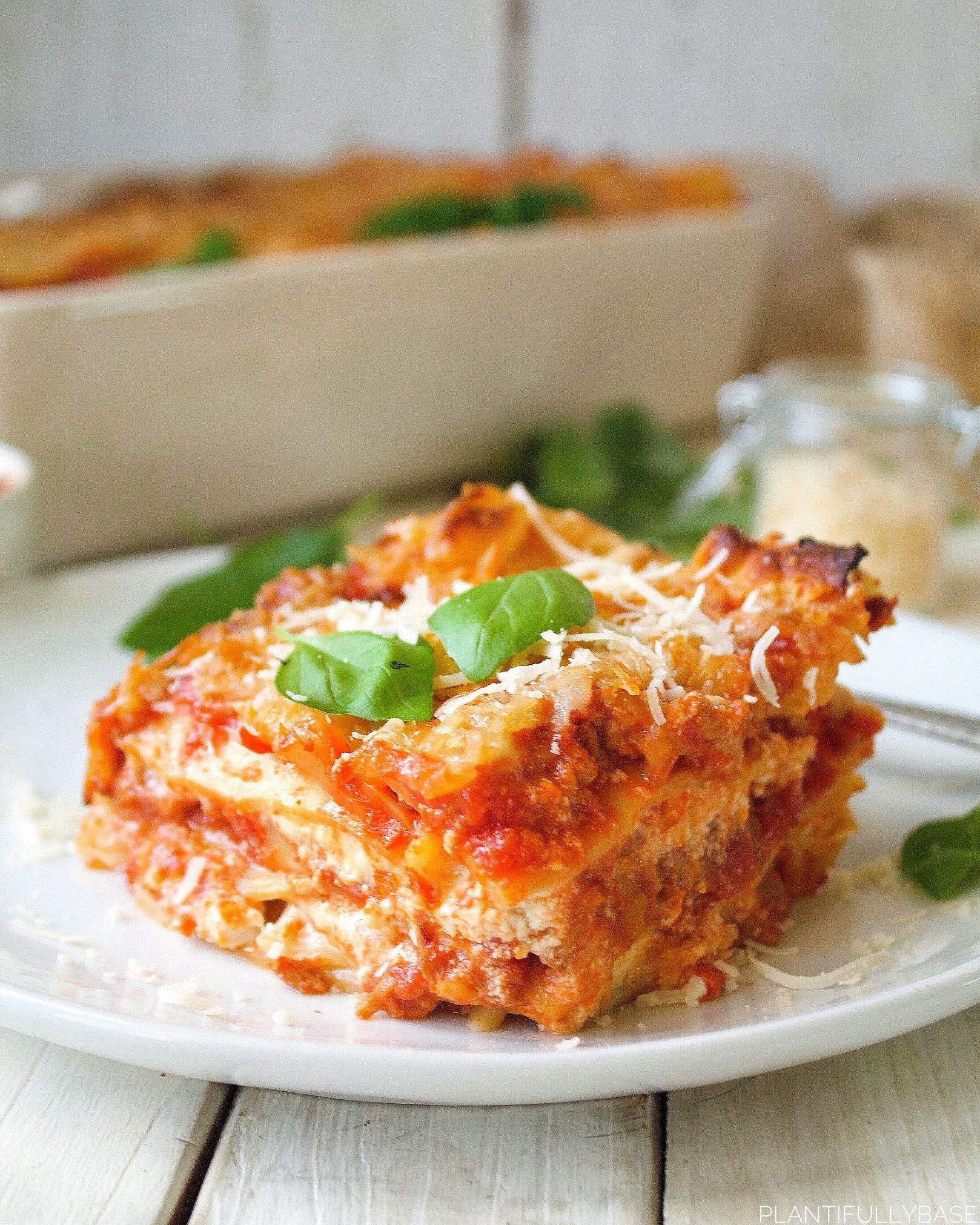 Vegan Lasagna Vegan Meals Vegan Lasagna Recipe Vegan