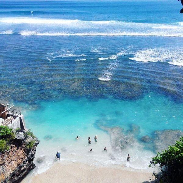 Blue Point Beach, Bali Vacation, Bali