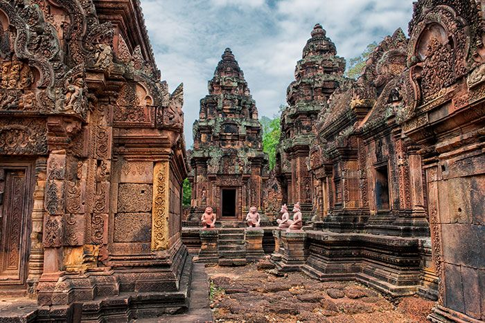 Cambodia is one of the nations in Southeast Asia that are widely popular in the tourism industry. This is the nation where a wide number of people visit throughout the year. The country is popular for different aspects such as religious shrines, scenic beauty of nature and so on. This is why the trip to Cambodia is one of the most popular aspects without any second thought. http://www.aandftour.com/cambodia/