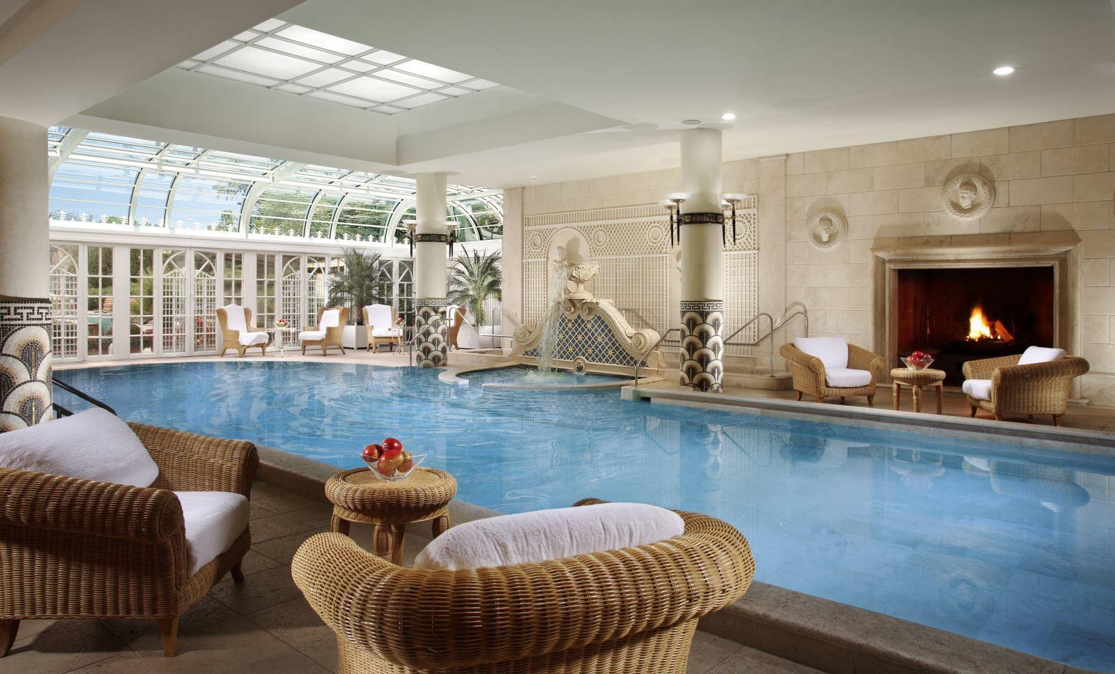 Grand Spa Indoor Pool Luxury Swimming Pools Indoor Swimming Pools
