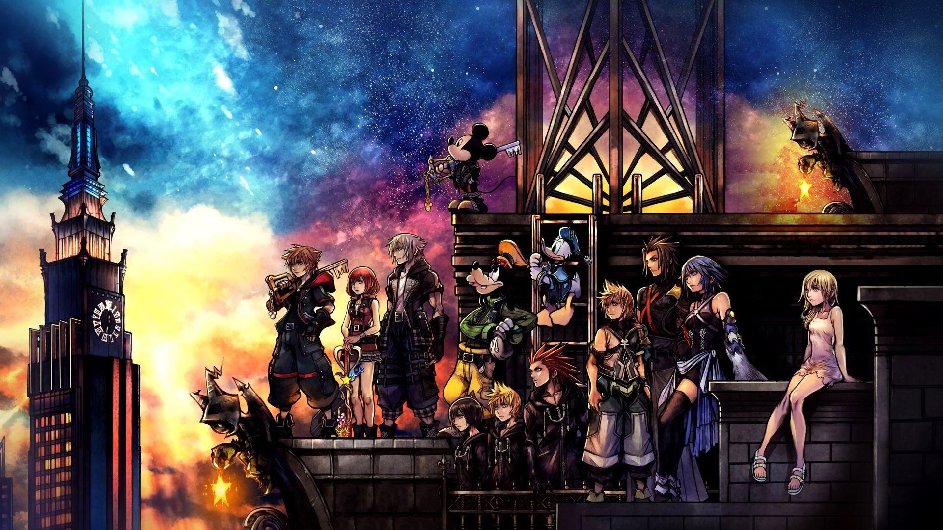 Wallpaper 4k Kingdom Hearts Gallery In 2020 Kingdom Hearts Wallpaper Kingdom Hearts Terra Kingdom Hearts