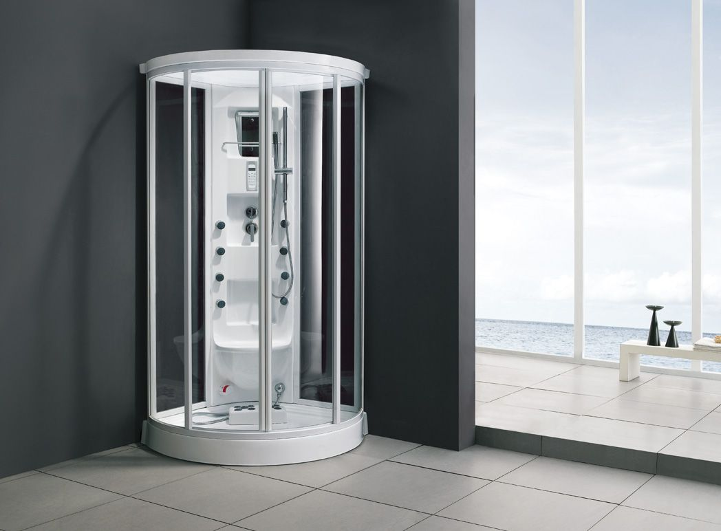 Monalisa M 8222 Steam Shower Room Luxury Shower Enclosure With