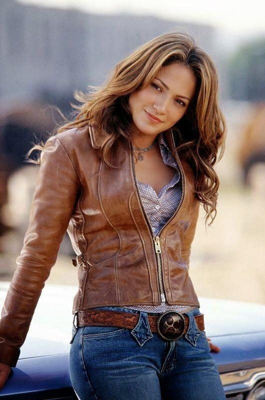 Womens Blue Jean Jacket
