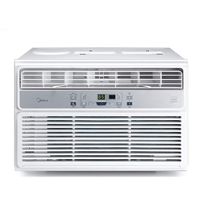 Amazon Com Midea Maw12r1bwt Window Air Conditioner 12000 Btu Easycool Ac Cooling In 2020 Window Air Conditioner Best Window Air Conditioner Window Air Conditioners