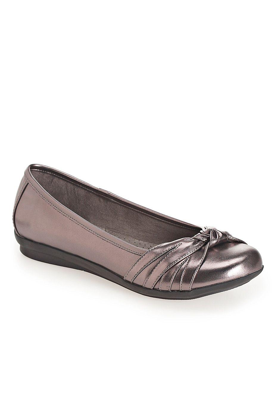 Plus Size Ashley Faux Suede Ballet Flat   Plus Size Flats & Loafers   Avenue
