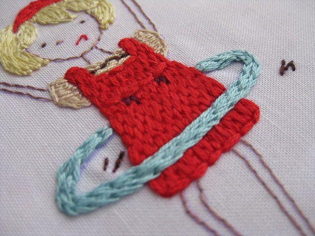 Hula hoop needlework hula hoop hula and embroidery