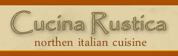 Cucina Rustica - Morganton, GA; best italian cuisine in the region