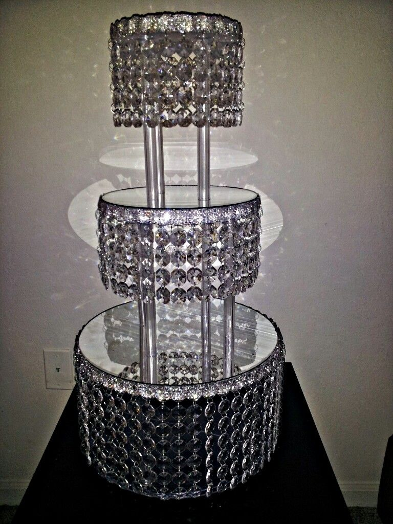 Decorative Cake Stands Crystal Wedding Cake Stand Ebay You For Me Pinterest Wedding
