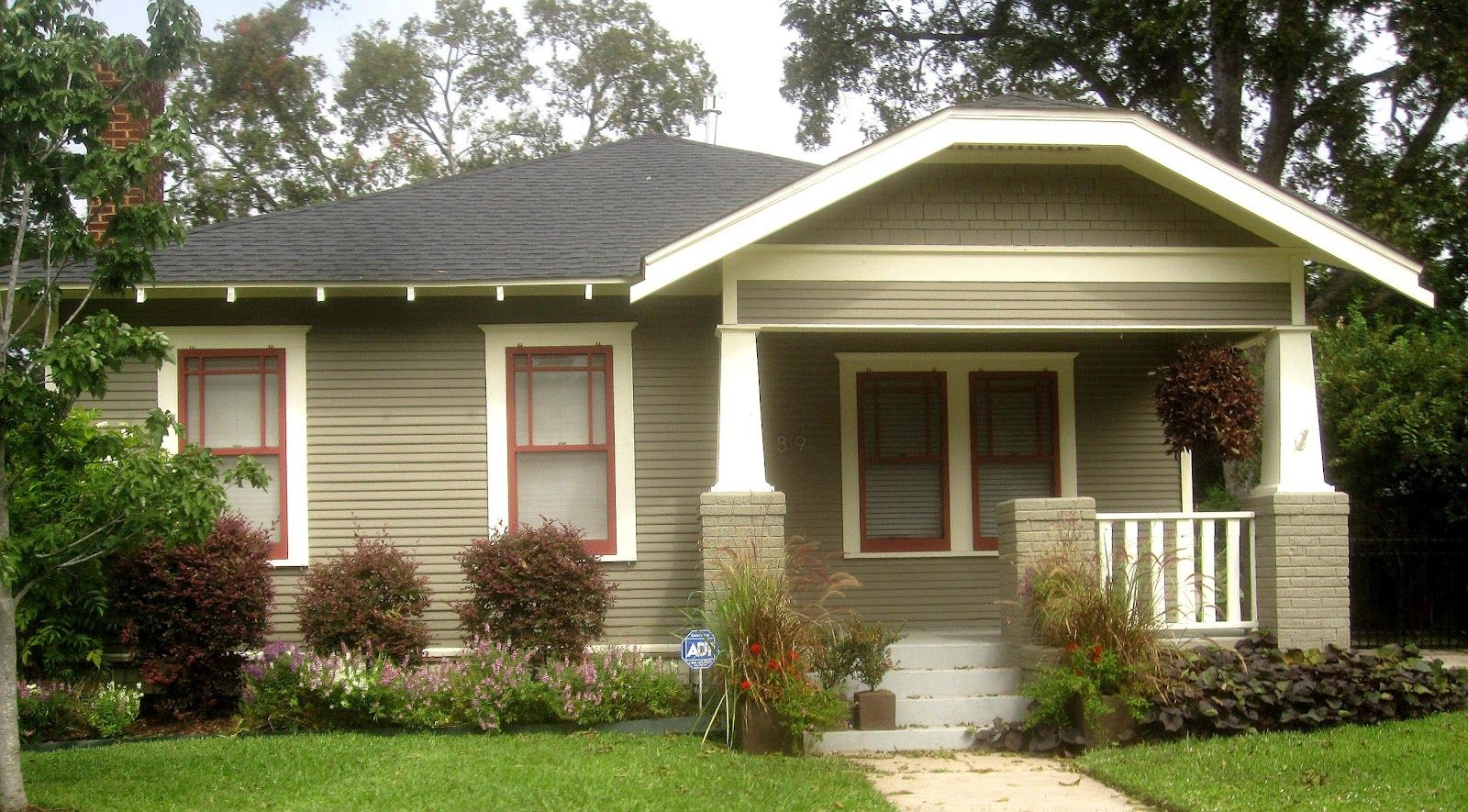 The Other Houston Bungalows In The Norhill Historic