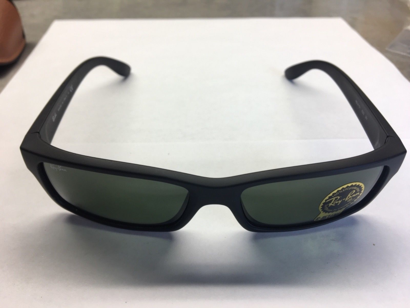 Ray Ban 4151 622 3N Matte Black Rubberized Sunglasses - NEW UNUSED With  Tags (eBay Link) 71364c612309