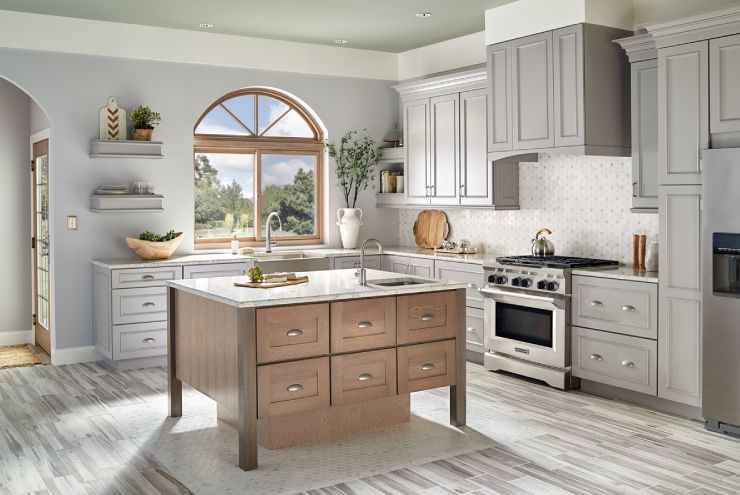 3 Ways to Add Color to Your Kitchen | Kitchen cabinetry ...