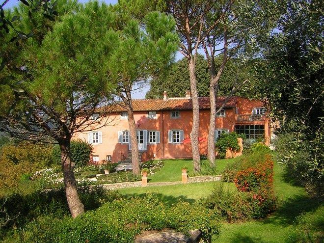 Location Maison En Toscane, Villa Avec Piscine Privée à Lucques, Province  De Lucques, Référence Torre Alta