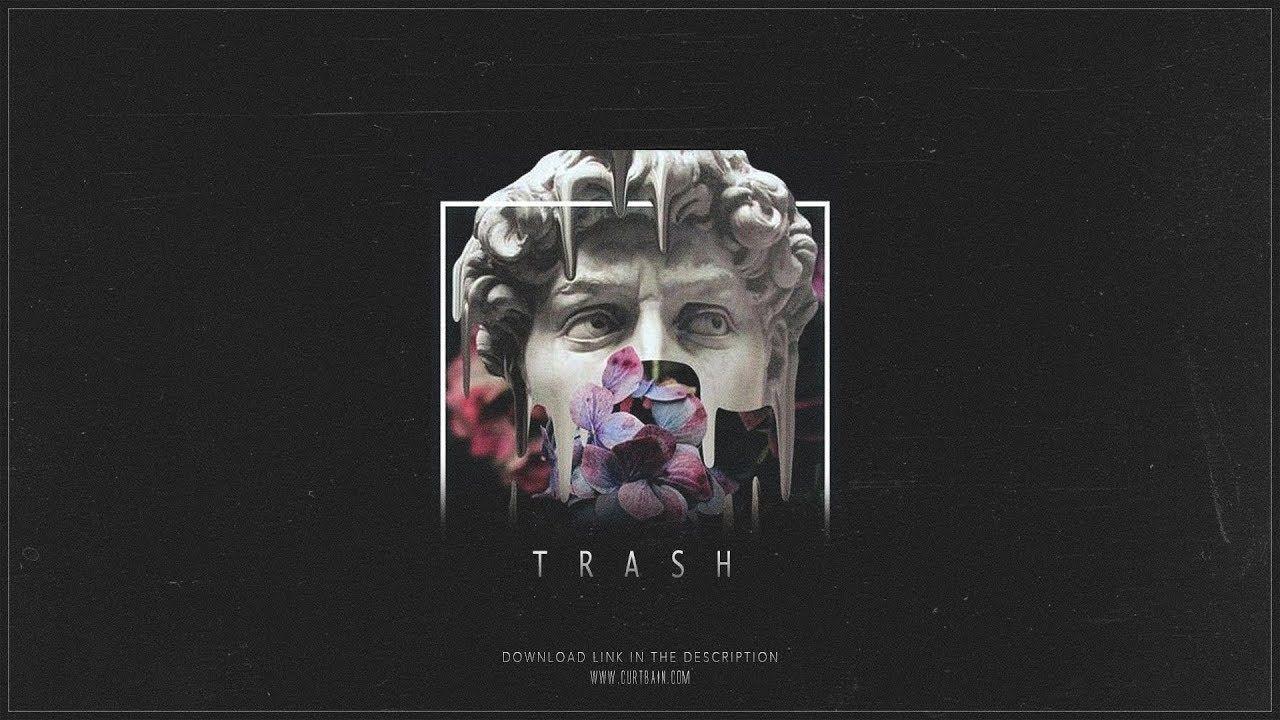 T R A S H - [ FREE ] Rap Beat | (Sad Type Beat) | Hip Hop