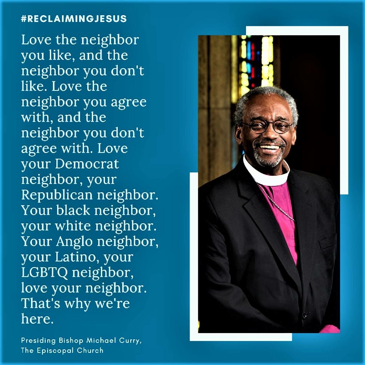Pin By Hanne Overton On Words Love Your Neighbour Anglican