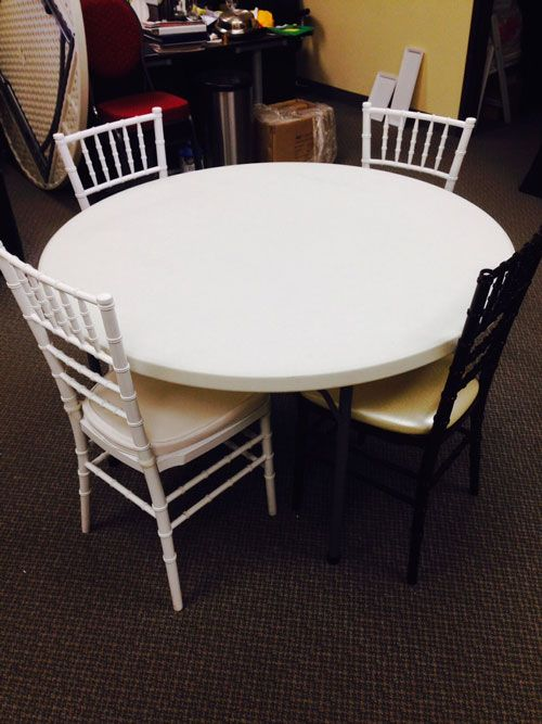 Image Result For 48 Inch Round Table Seats How Many