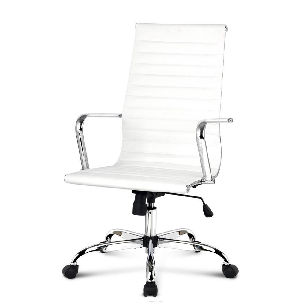 Eames high back office desk chair white office chair
