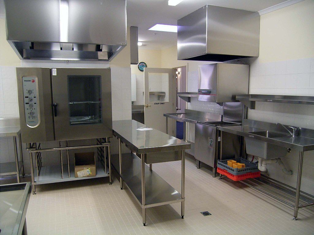 Commercial Kitchen Design And Build 2  Commercial Kitchen Design Adorable Professional Kitchen Design Ideas Decorating Design